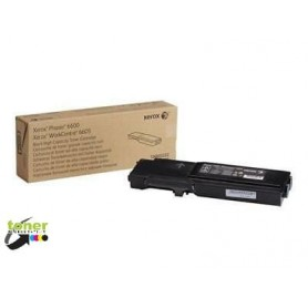 Toner originale Xerox 106r02240 - ct202014 - Phaser 6600, WC 6605 - nero