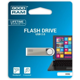 Pendrive GoodRAM 64GB UNN2 metal USB 2.0 - retail blister